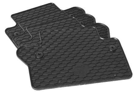 Goedkope Rubber Matten.Voetmatten Goedkoop Online Kopen Rameder Auto Accessoires