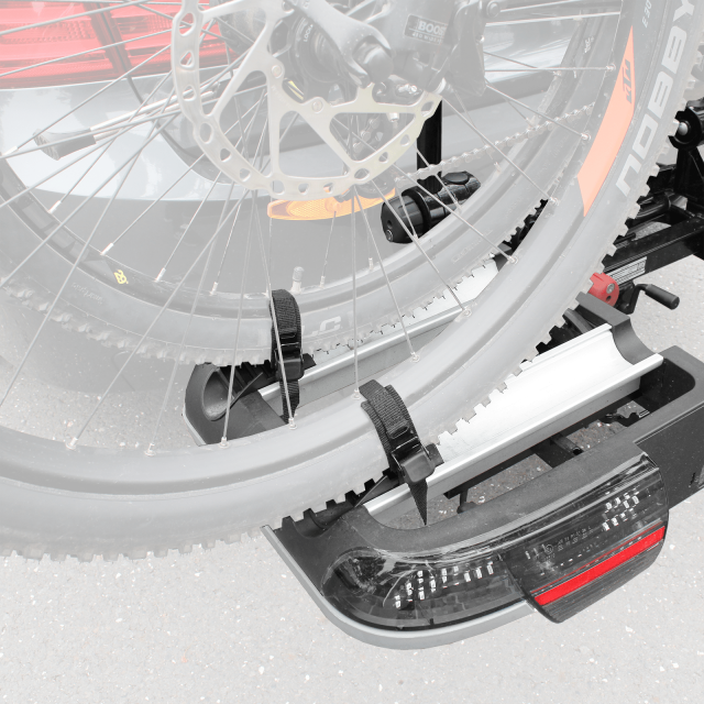 Fietsendrager mft BackPower voor Tragemodul BackCarrier