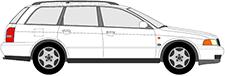 A4 Avant (8D5, B5)