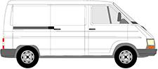TRAFIC Bestelwagen (TXX)