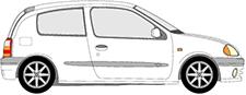 CLIO II (BB_, CB_)
