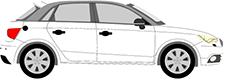 A1 Sportback (8XA, 8XF)
